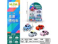 城市小汽车高速惯性车 玩具车