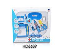 医具男款拼装,可选款 医具玩具 过家家玩具(灯光.声音.包电AG10*2)