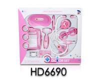 医具女款拼装,可选款 医具玩具 过家家玩具(灯光.声音.包电AG10*2)