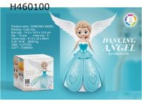 电动跳舞公主带翅膀(4款可混)