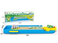 青蛙保龄球(英文)