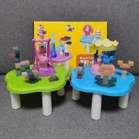 4D积木桌