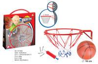 挂式铁篮球圈