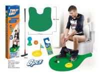 厕所高尔夫球场
