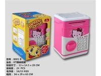 电动密码储钱罐-KT猫