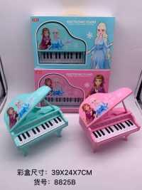 冰雪电子琴