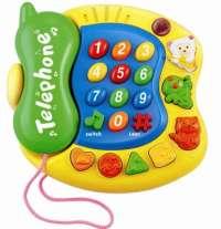 英文卡通电话