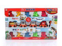 数字火车 益智玩具