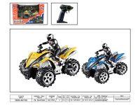 1:12四通3轮遥控摩托车(不包电)遥控车玩具