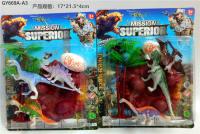 恐龙来袭 动物模型玩具