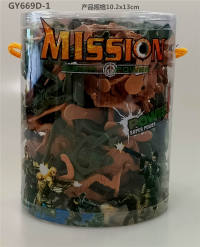 军事队 军事模型玩具