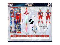 欣乐儿超银河传说超人装备套装