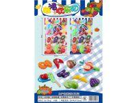 水果欢乐切 过家家玩具