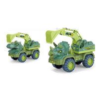 恐龙挖掘机车玩具