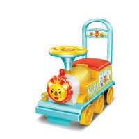 萌狮早教轨道电瓶车