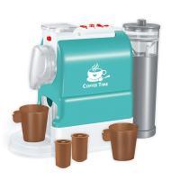 儿童过家家仿真胶囊出水咖啡机 亲子互动宝宝益智玩具