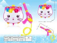 花猫背包水枪