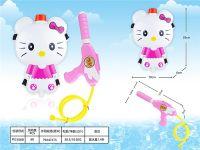 KT猫背包水枪