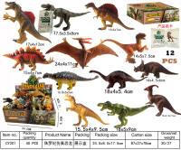 侏罗纪仿真恐龙(每盒12PCS)
