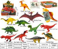 侏罗纪恐龙(每盒12PCS)