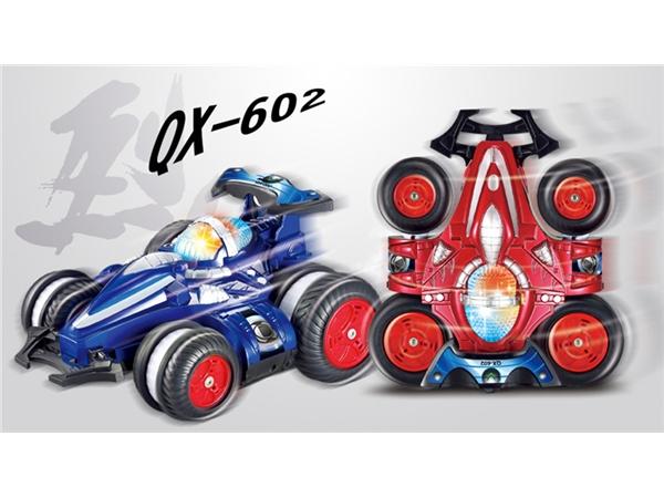 极速之星-翻斗战士6 遥控车玩具