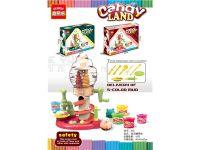 彩泥玩具-糖果乐园红绿两色混装