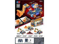 1:18 DIY工程车系列 遥控车玩具